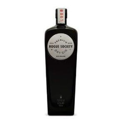 Picture of SCAPEGRACE  BLACK DRY GIN 41.6% 700ML