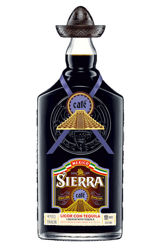 Picture of SIERRA CAFE TEQUILA 25% 700ML