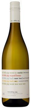 Picture of Squealing Pig Pinot Gris 750ml, Marlborough New Zealand