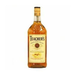 Picture of TEACHERS WHISKEY 1000ML 40%