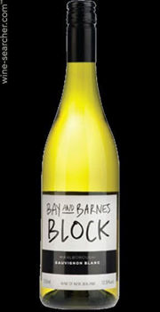 Picture of THE BLOCK BAY AND BARNS SAUVIGNON BLANC 6-PACK BTLS