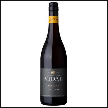 Picture of Vidal Reserve Pinot Noir Marlborough
