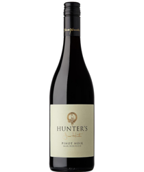 Picture of HUNTER'S PINOT NOIR 750ML